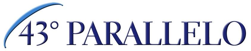 43 Parallelo Logo