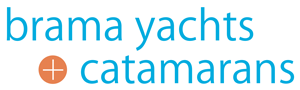 Brama Yachts and Catamarans logo