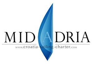 Midadria Yachting Logo