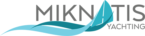 Miknatis Yachting Logo