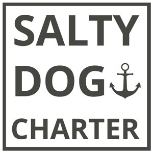 Salty Dog Charter Logo