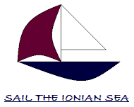 Sail the Ionian Sea - logo