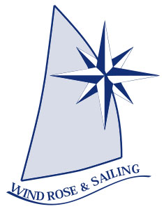 Wind Rose Sailing Logo