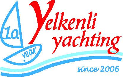 Yelkenli Yachting Logo