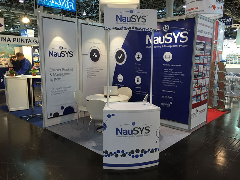 NauSYS at Boot Dusseldorf 2015