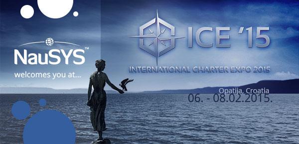 NauSYS at ICE'15 Opatija 2015