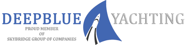 Deep Blue Yachting - logo