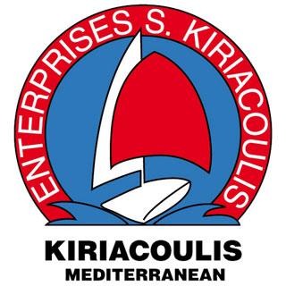 Kiriacoulis mediterranean cruises shipping - logo