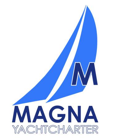 Magna Yacht Charter Logo