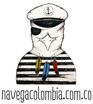 NavegaColombia logo