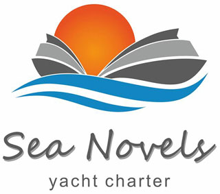 Sea Novels - logo