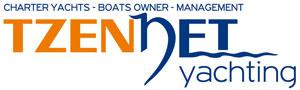 Tzennet Yachting Logo